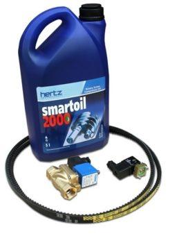 Olej sprężarkowy do sprężarki śrubowej