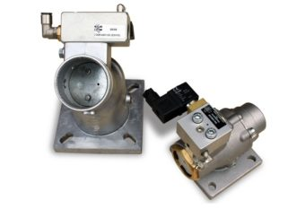 Zawór dolotowy powietrza kompresora śrubowego