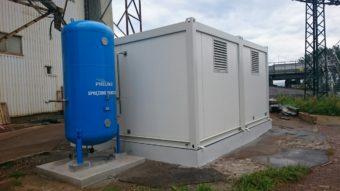 Zewnętrzny zbiornik powietrza