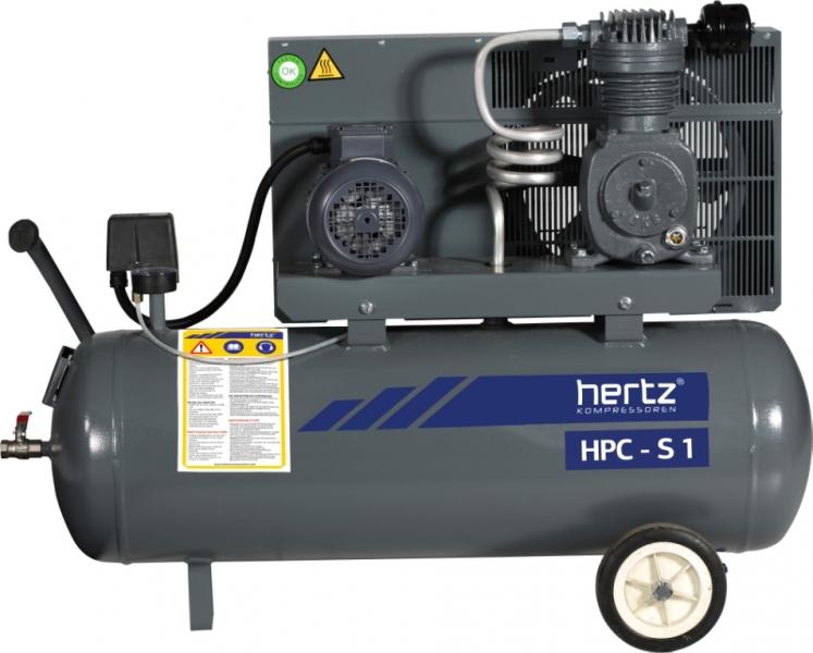 Sprężarki tłokowe jednostopniowe HPC S1-S10 | 1.1 kW - 7.5 kW |