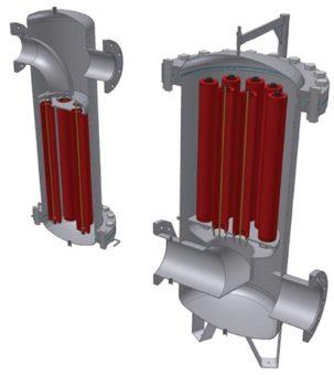 Budowa filtra pneumatycznego