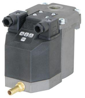 Elektroniczny dren kondensatu Kaptiv CS pod filtr sprężonego powietrza serii BF