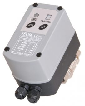 Elektryczny czasowy dren kondensatu TEC 44 pod filtr sprężonego powietrza serii BF