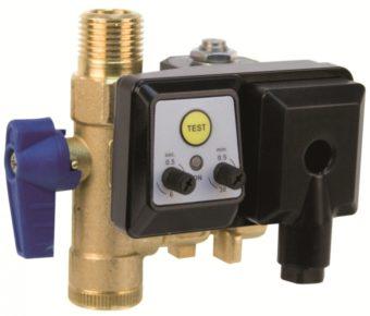 Elektryczny dren czasowy TD 16 pod filtr sprężonego powietrza AF