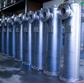Filtry sprężonego powietrza BF