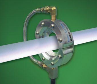 Dysza toroidalna Super chłodzi rurę PCV wychodzącą z wytłaczarki