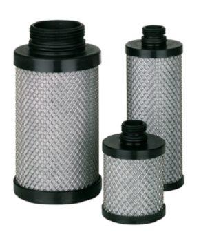Elementy filtracyjne z węglem aktywnym