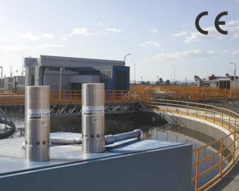 Podwójne chłodnice szaf sterowniczych ze stali nierdzewnej typu 316 odporne na ciepło i korozję.