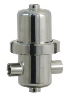 Filtry sterylne sprężonego powietrza SPF - 16 bar