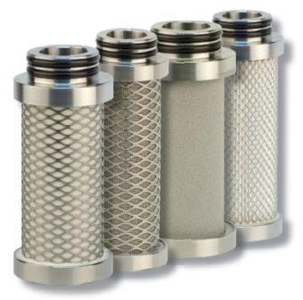 Wkłady filtrów sprężonego powietrza do obudowy filtra SPF