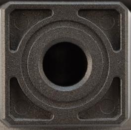 Wysoka jakość wykonania filtra pneumatycznego