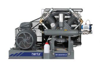 Doprężacz tłokowy HPC BOOSTER 10-40
