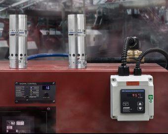 Ochrona elektroniki przed ciepłem za pomocą sterowania cyfrowego.