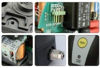 Elektroniczny spust kondensatu ECD