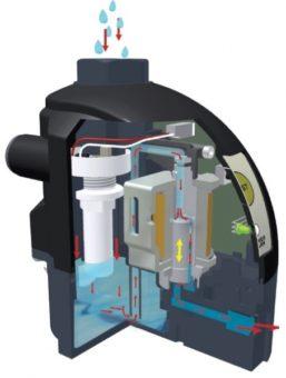 Elektroniczny spust kondensatu ECD schemat działania