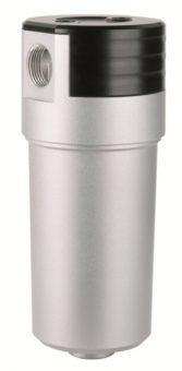 Filtry sprężonego powietrza HF z aluminium - 50 bar