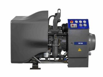Kompresor tłokowy wysokiego ciśnienia seria WAVE