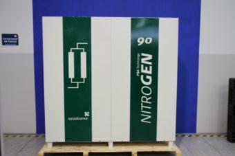 Generator azotu Nitrogen 90 w obudowie