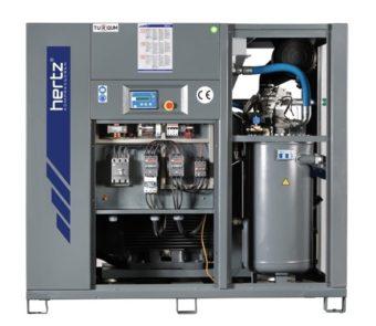 Sprężarki śrubowe HSC 45 kW - 315 kW