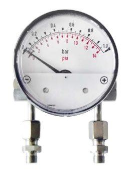 MDH wskaźnik różnicy ciśnienia