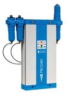 Osuszacz Pro Dry z filtrami sprężonego powietrza