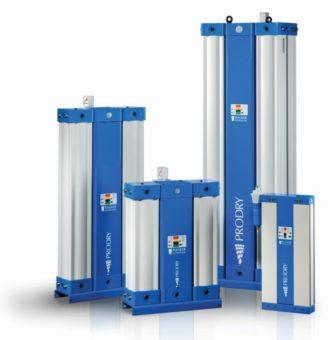 Osuszacze adsorpcyjne Pro Dry