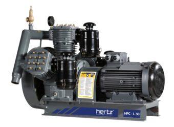 Sprężarki tłokowe niskociśnieniowe HPC-L