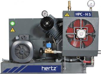 Sprężarki tłokowe wysokociśnieniowe HPC-H