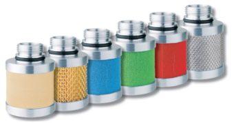 Wkłady filtrów sprężonego powietrza do obudowy filtra HF