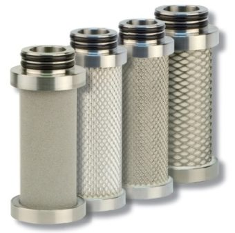 Wkłady filtrów sprężonego powietrza do obudowy filtra HPF