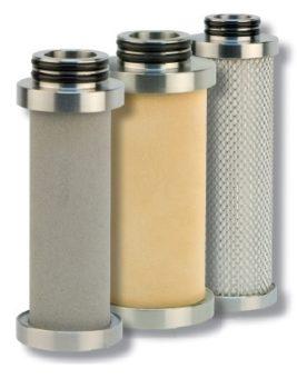 Wkłady filtrów sprężonego powietrza do obudowy filtra PF