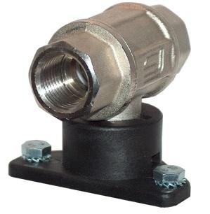 Zawór kulowy spustu kondensatu TEC 44