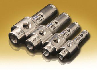 Regulowane generatory podciśnienia E-Vac