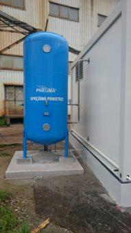 Zbiornik sprężonego powietrza