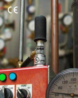 Mała chłodnica szaf sterowniczych klasy NEMA 12 odporna na ciepło i zanieczyszczenia