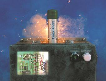 Dostępne są chłodnice szaf sterowniczych do wysokich temperatur otoczenia do 93°C.