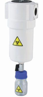 Filtr sprężonego powietrza M-VAC do aplikacji medycznych