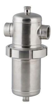 Filtr sieciowy WHFIT wykonany ze stali nierdzewnej do wysokiego ciśnienia