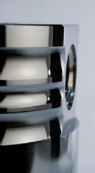 Przyłącze gwintowane w filtrze pneumatycznym IHP