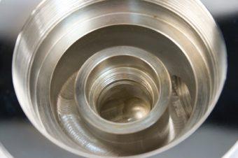 Konstrukcja filtra ze stali nierdzewnej jest odpowiednia do wysokiego ciśnienia do 400 bar