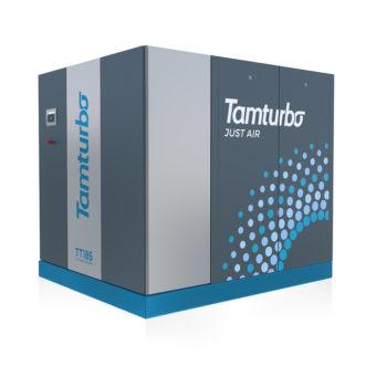 Bezolejowa sprężarka Tamturbo