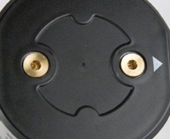 Kierunek przepływu powietrza w odwadniaczu do sprężarki