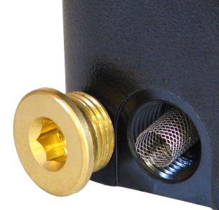 Elektroniczny zrzut skroplin z alarmem KAPTIV-CS-D-LUX