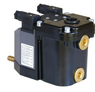 Elektroniczny spust skroplin z alarmem KAPTIV-CS-D-LUX