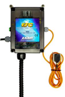 Kompaktowy wyświetlacz EFC z ośmioma funkcjami