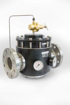 Reduktor wysokiego przepływu R126/DN100-R126/DN80 LL