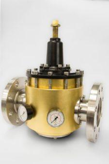 Reduktor wysokiego przepływu R126/DN100-R126/DN80
