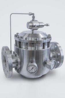 Reduktor wysokiego przepływu R3126/DN100-R3126/DN80