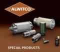 Tłumiki hałasu Alwitco do specjalnych zastosowań