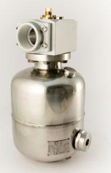 Aluminiowy lubrykator mgły olejowej